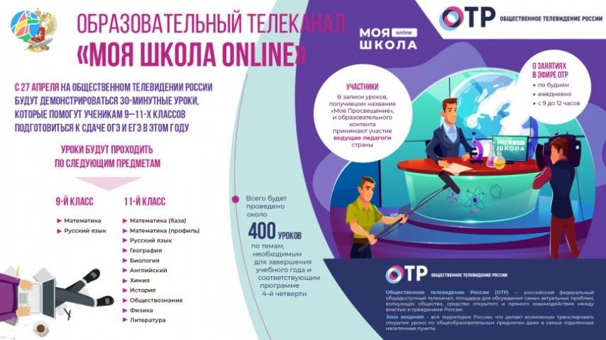 Моя школа Онлайн